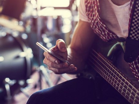 Can your smartphone make you a better songwriter…YES!