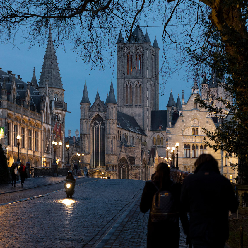 one night in Gent