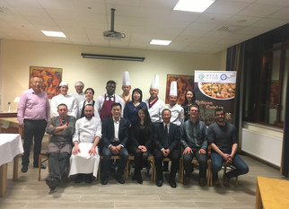 2018 Chinese-Belgian Cooking Exchanges Workshop