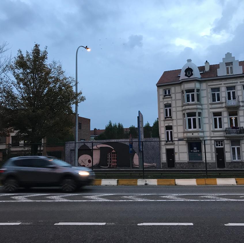 Early morining in Leuven
