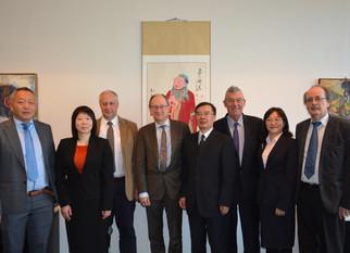 2018 Confucius Institute Board Meeting