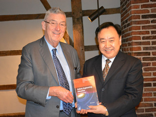 Delegation from Chinese Academy of Engineering