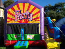 5 in 1 Party Bounce