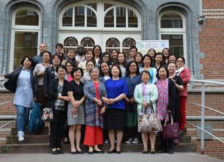 2018年鲁汶孔子学院汉语教师培训