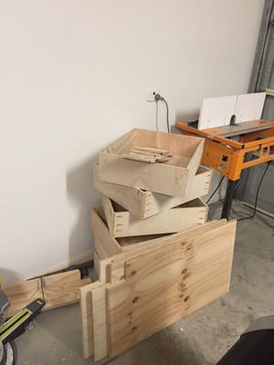 Garage / Workshop Upgrade - Part 2