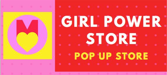 Evenement Girl Power Store 2020