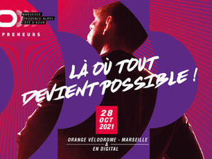 Salon Go entrepreneurs -Marseille