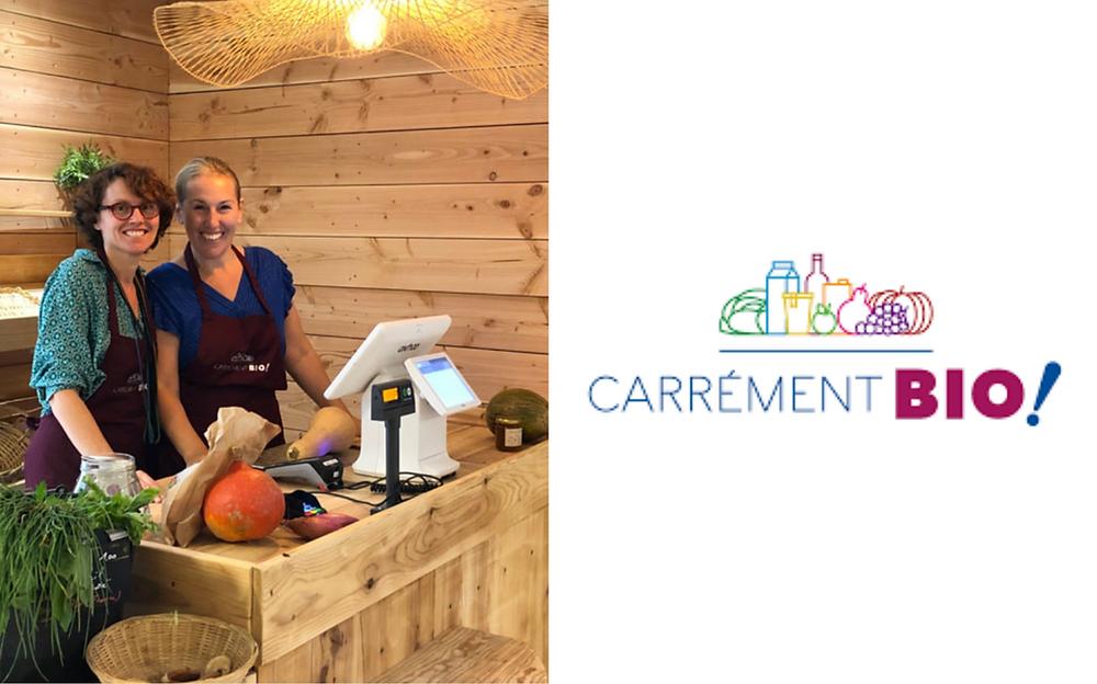 Carréménet bio Sylvie et Aurèle