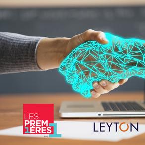 Leyton devient partenaire des Premières Sud