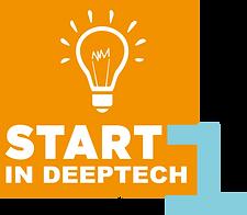 Logo Start in deeptech Les Premières SUD