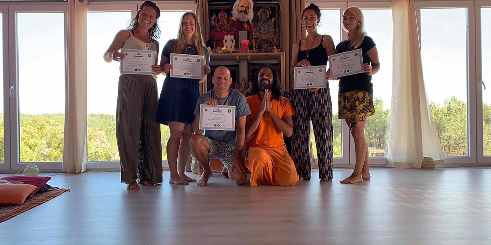 200hrs Yoga Teacher Training Portugal