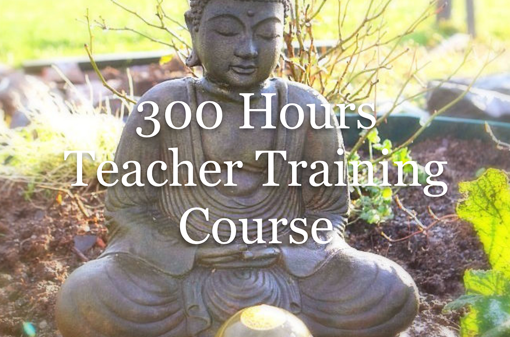 learning yoga to teach