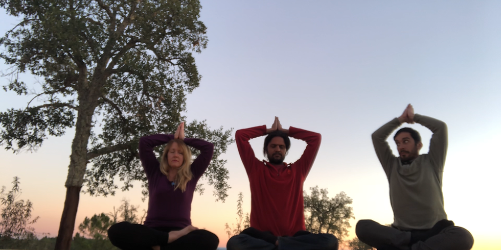 Yoga Therapy 200 hours