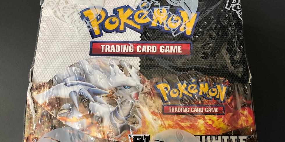 Pokemon Black & White Base Set LIVE Booster Box Break (36 packs)