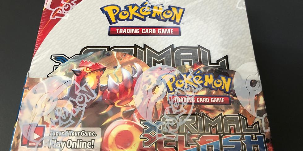 Pokemon XY Primal Clash LIVE Booster Box Break (36 packs) (1)
