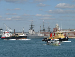 Discover our city, today: OLD PORTSMOUTH