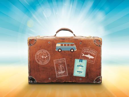 Packst Du schon oder grübelst Du noch?