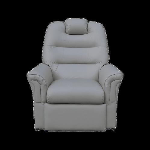 Poltronas reclinable ecocuero beige