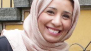 الرائدة مريم الفرجاني