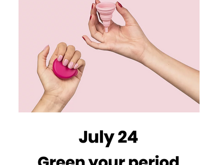 PFJ 2021 ~ Green your period