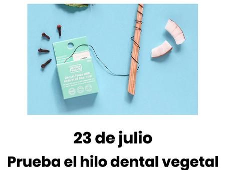 JSP 2021 ~ Prueba el hilo dental vegetal