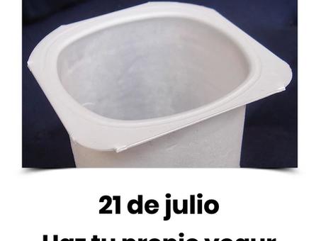 JSP 2021 ~ Haz tu propio yogur