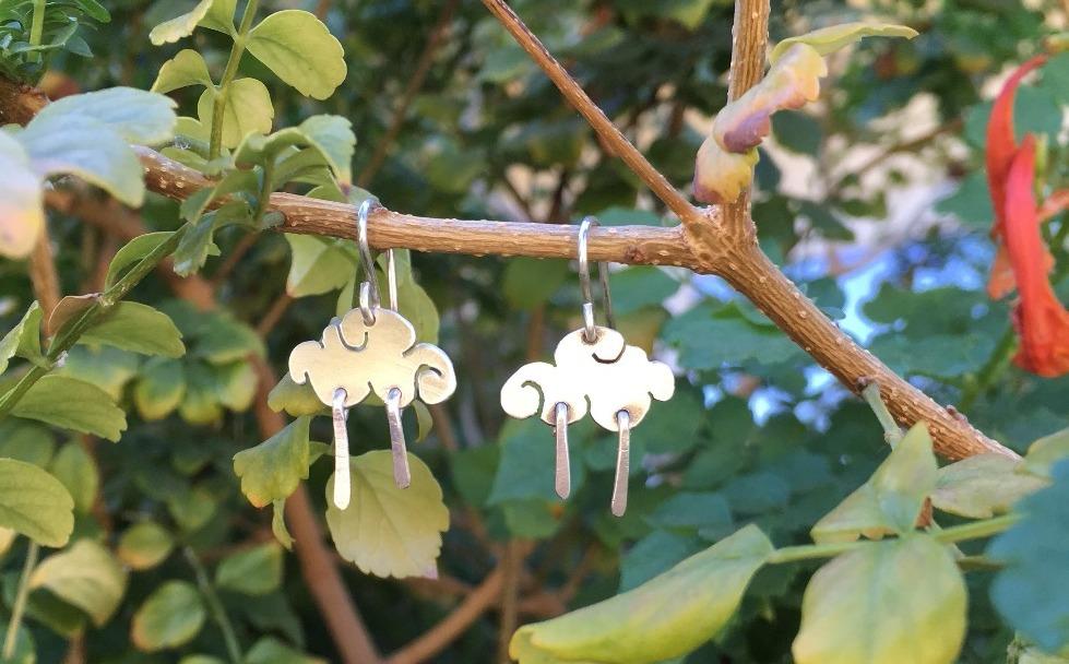 Rainy Day earrings