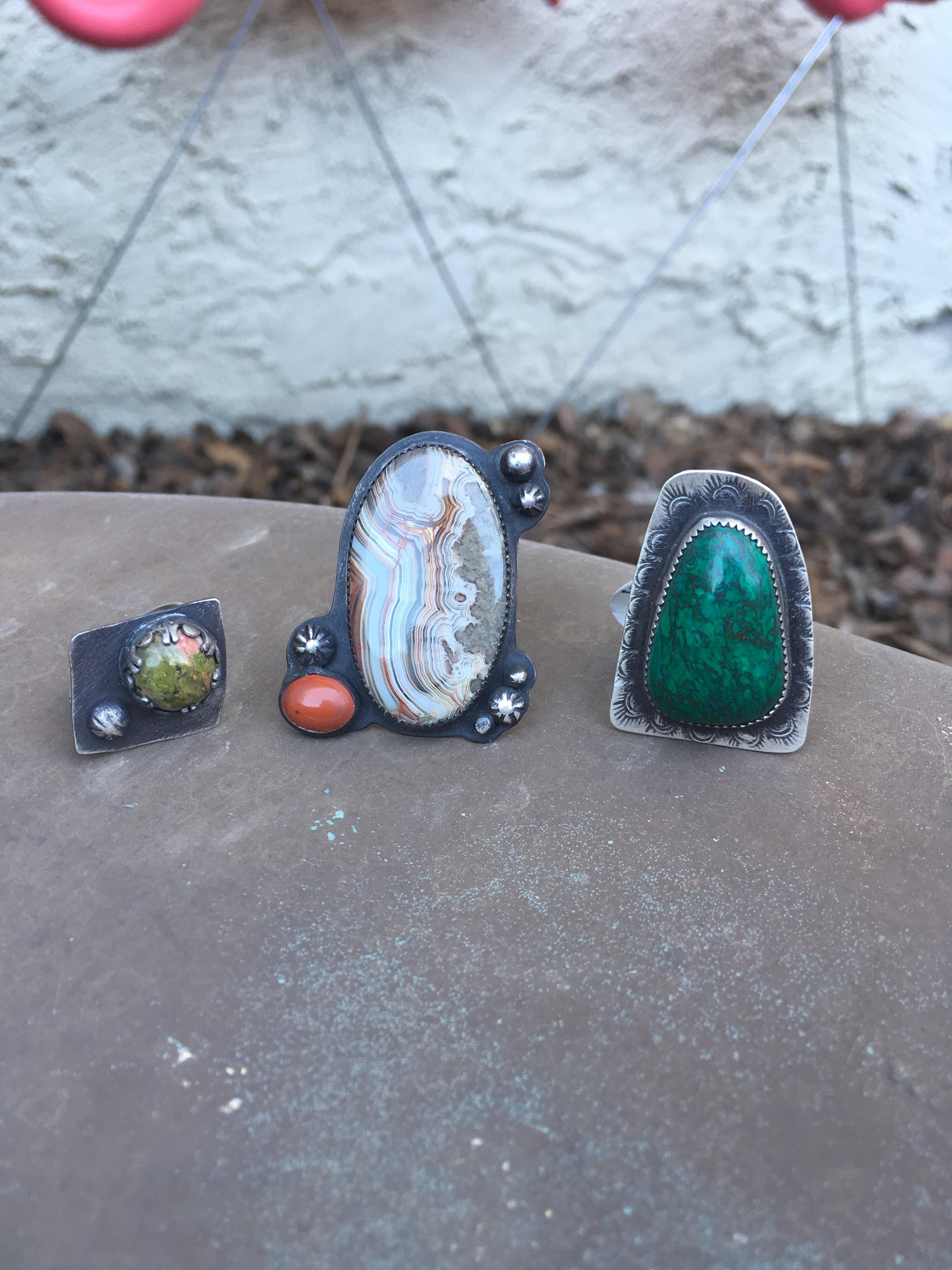 Ring Trio