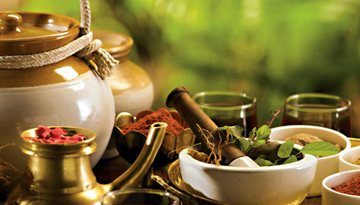 Ayurvedic Oils and Herbs
