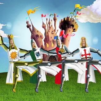 Spamalot - Game Trailer