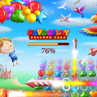 Save Billy Mobile Game