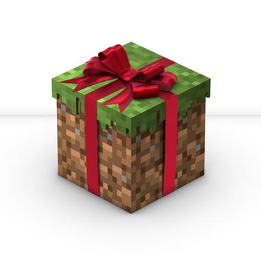 Oculus Christmas - Minecraft Gift