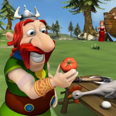 Viking Mania- Game Trailer