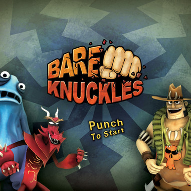 Bare Knuckles Video Game