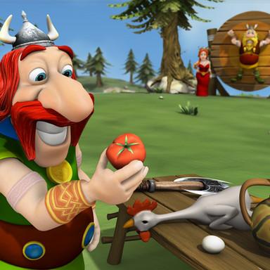 Viking Mania Game Trailer