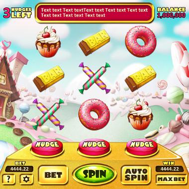 Candy BarX
