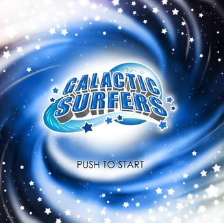 Galactic Surfers Video Game