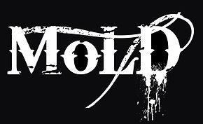 MOLD backdrop logo white on black WEBB h