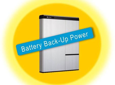 Solar Battery Basics
