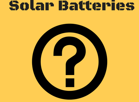 SOLAR ENERGY STORAGE – KEY ADVANTAGES