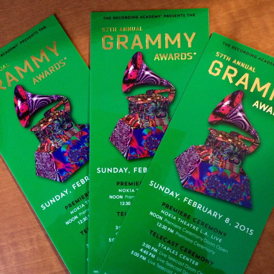 Grammy Awards Tickets