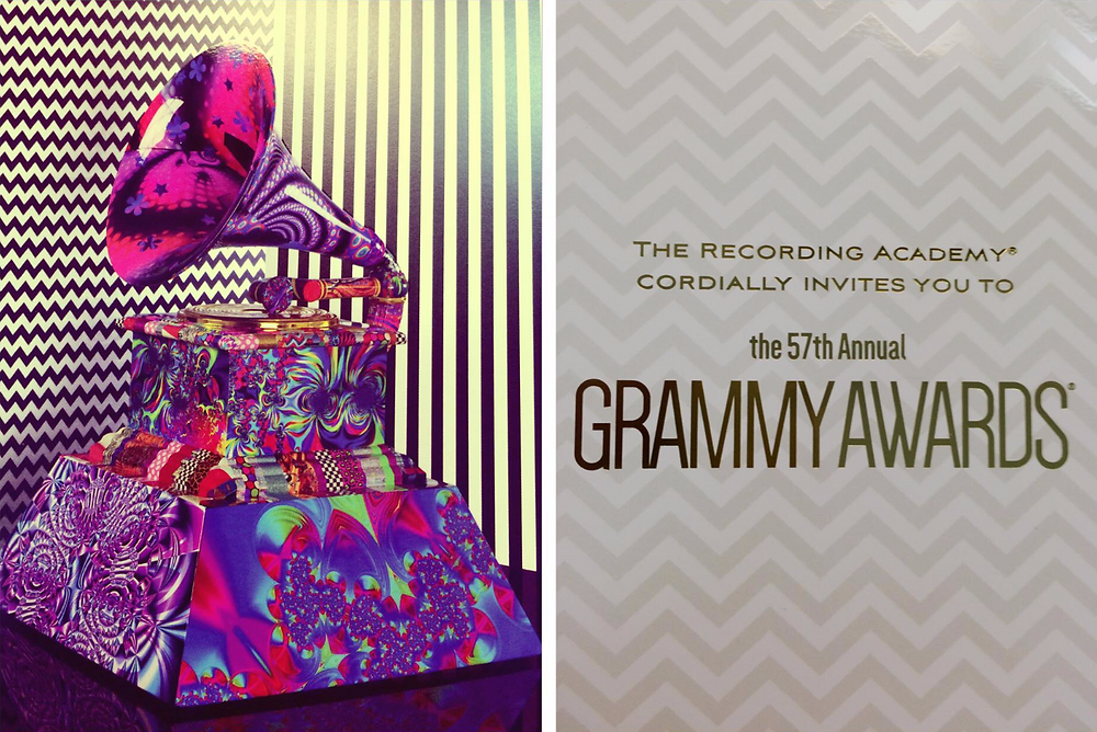 Grammy Awards Invitation