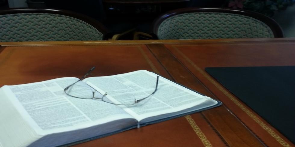Biblical Counseling