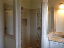 Door with Separate Panels