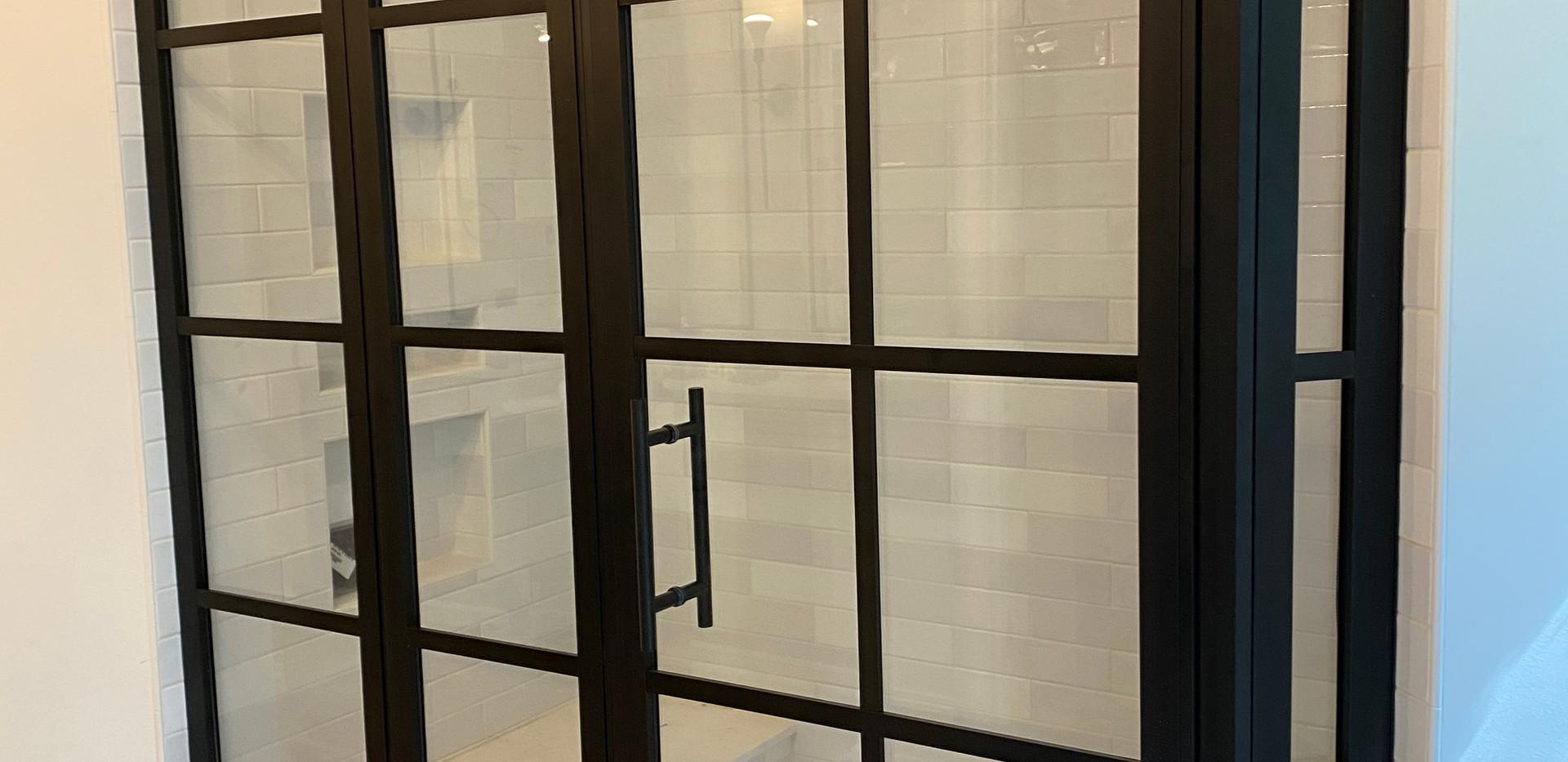 Door and Notch Panel
