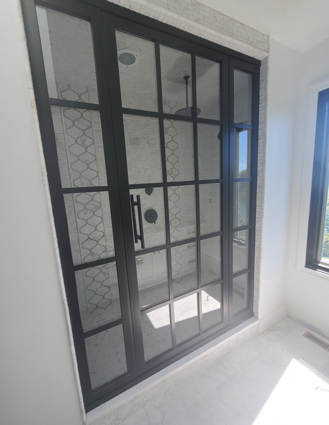 180 Degre Gridscape with Centered Door.j