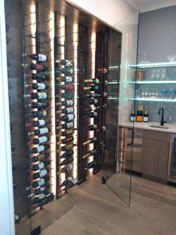 Lighted Glass Shelves (2)