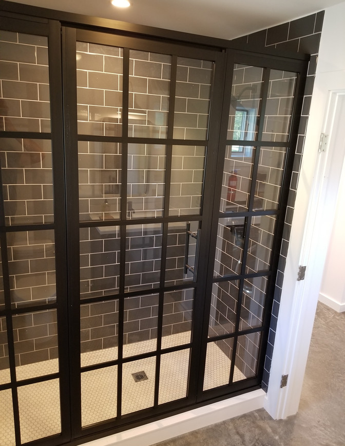 Gridscape with Centerred Door (2)