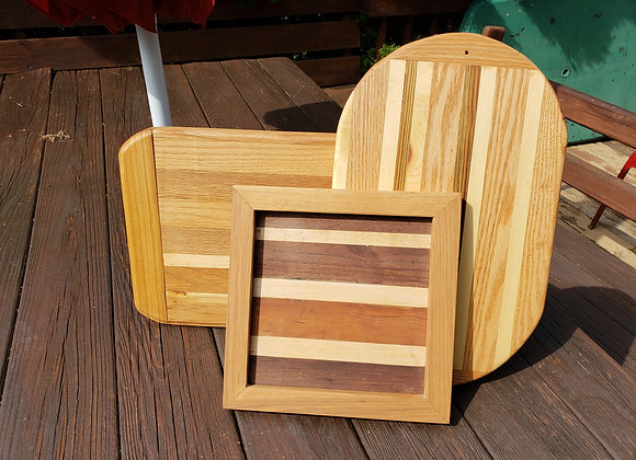 Cutting Boards- Varying Sizes