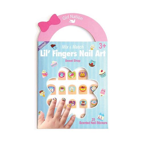 Nail Art (Sweet Shop)